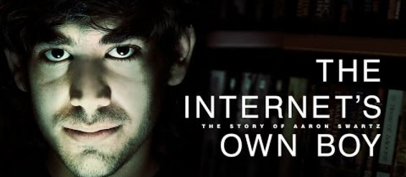 Aaron swartz documentaire internet reddit RSS développeur